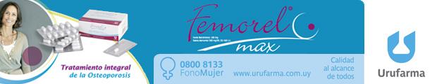 Femorel Max - Tratamiento Integral de la Osteoporosis