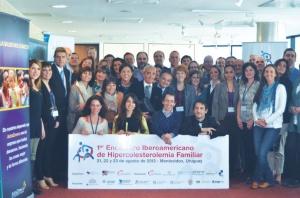 Encuentro Iberoamericano de Hipercolesterolemia Familiar